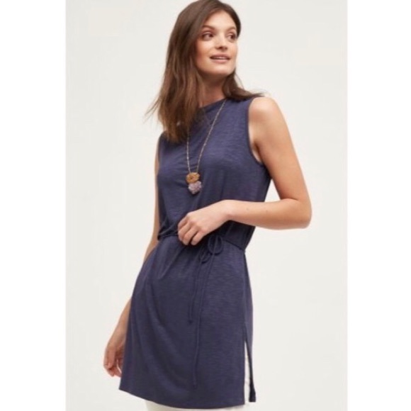 b8607341ab11c Anthropologie Tops | Dolan Left Coast Tie Tunic Top | Poshmark